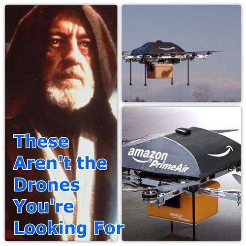 Amazon Air Drone